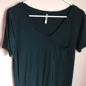 Women's Gap Pure V Neck Tee